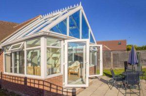 Glass extension Stratford-upon-Avon