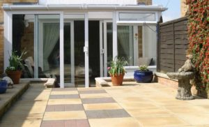 Lean to conservatory Stratford-upon-Avon