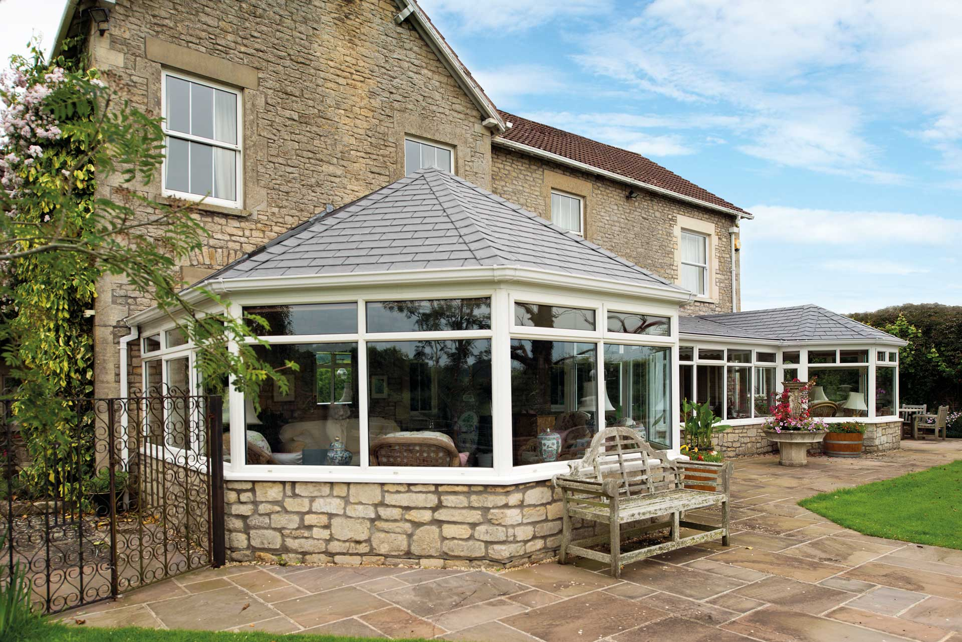 tiled conservatory roofs Warwick