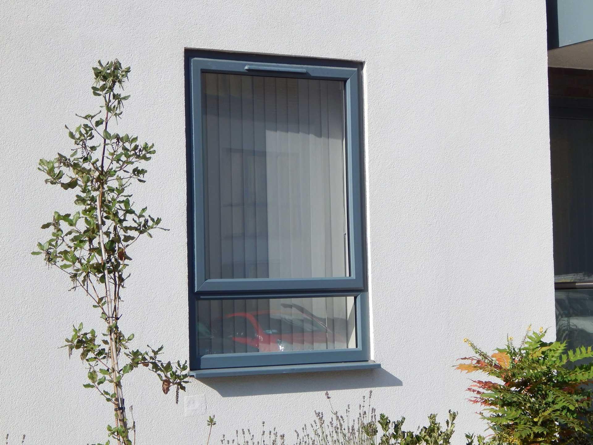 uPVC tilt and turn windows warwick
