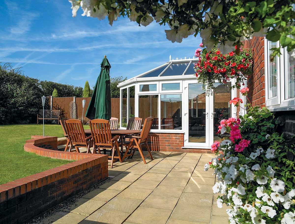 conservatory extension Stratford-upon-Avon