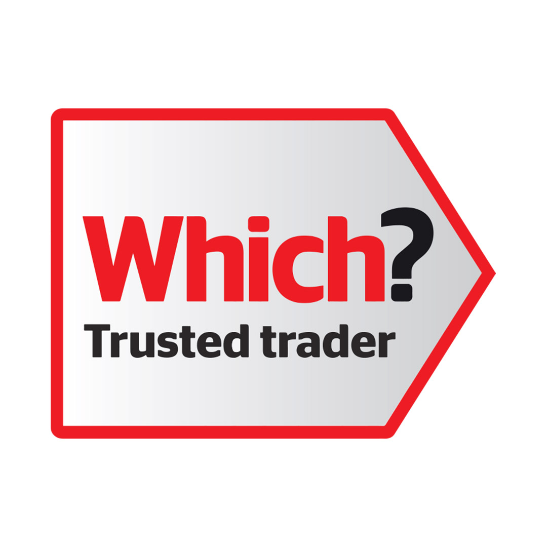 We're A Which? Trusted Trader!