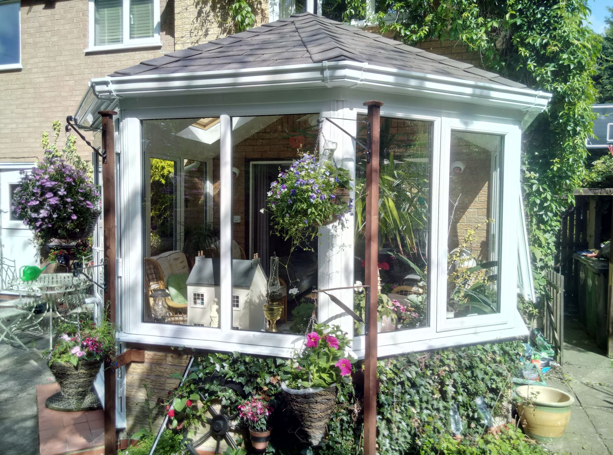 replacement conservatory Roof warwickshire