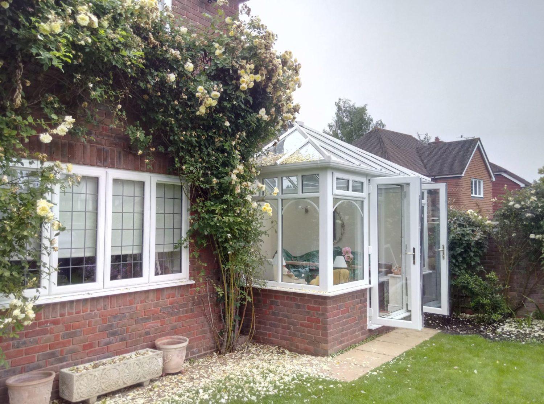 Conservatory Room Stratford-upon-Avon