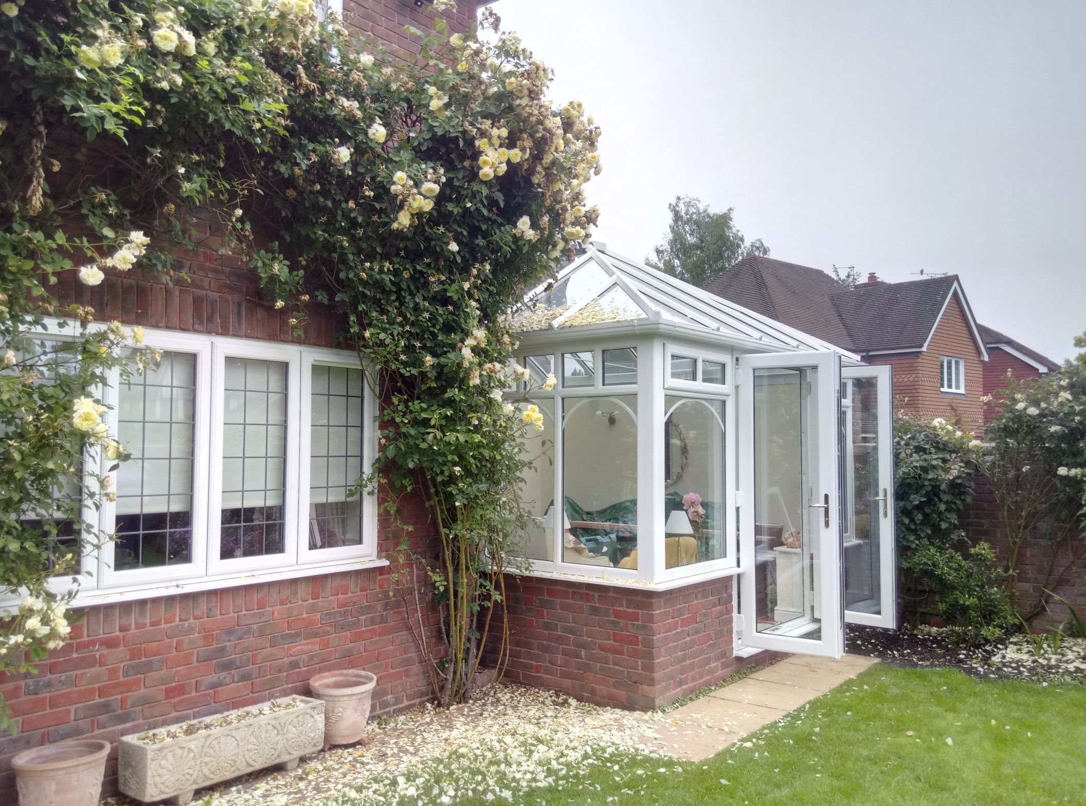 Edwardian Conservatory Costs Leamington
