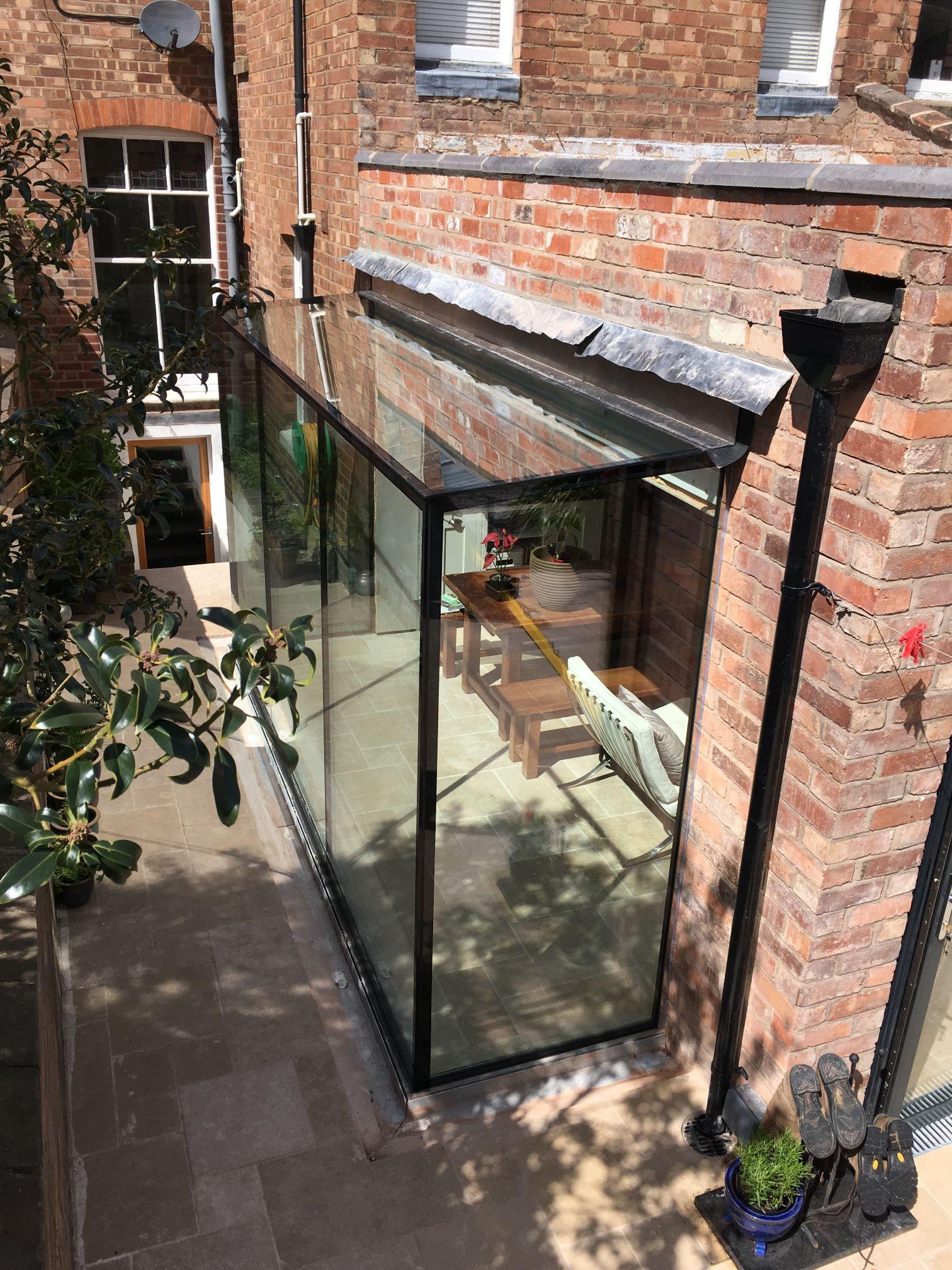 Glass Extension Warwick