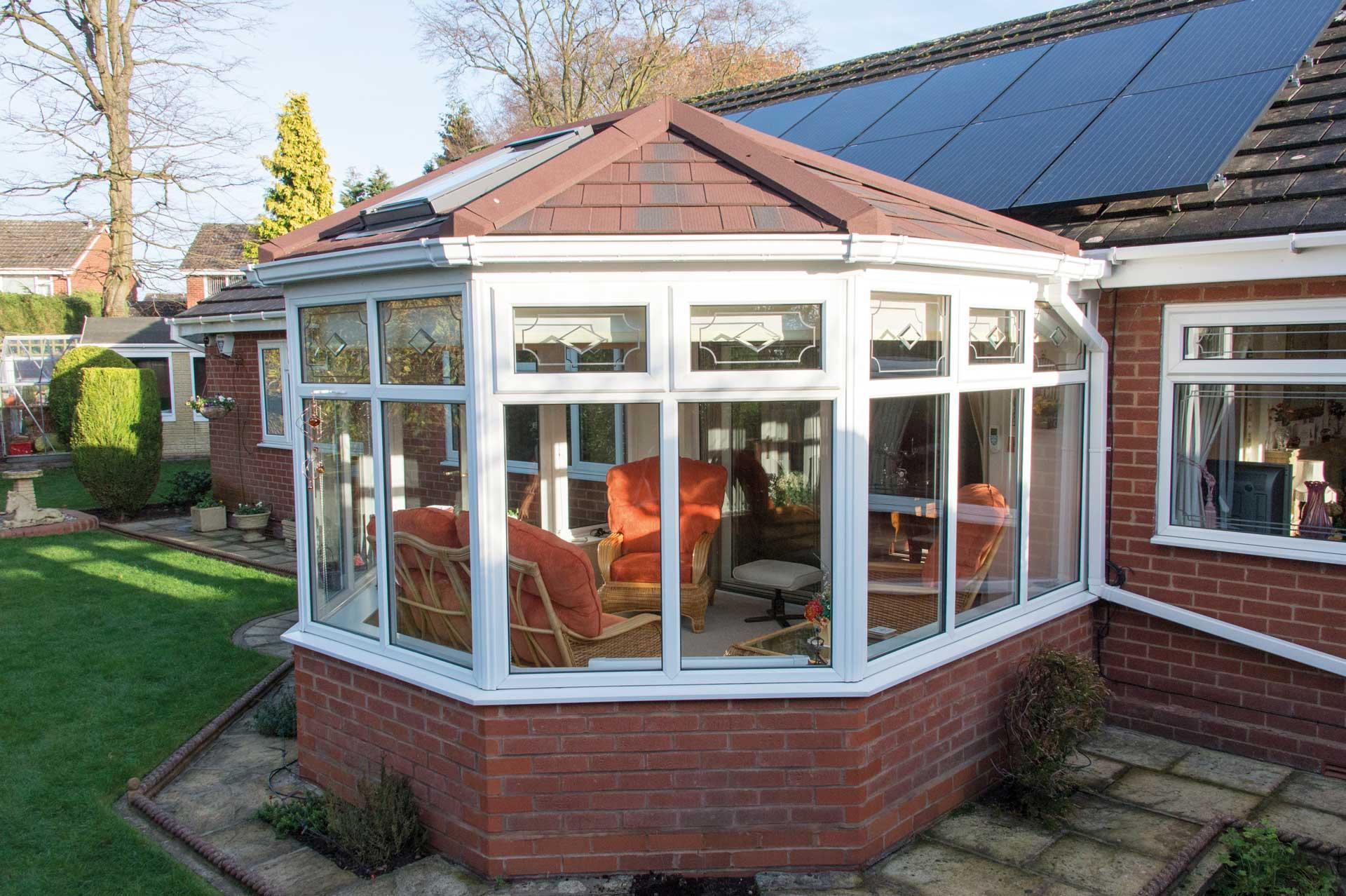 warm roof conservatories installation company stratford upon avon