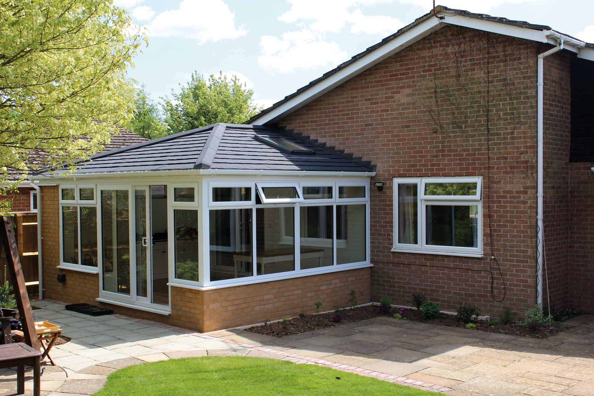 tiled conservatory roof costs stratford upon avon
