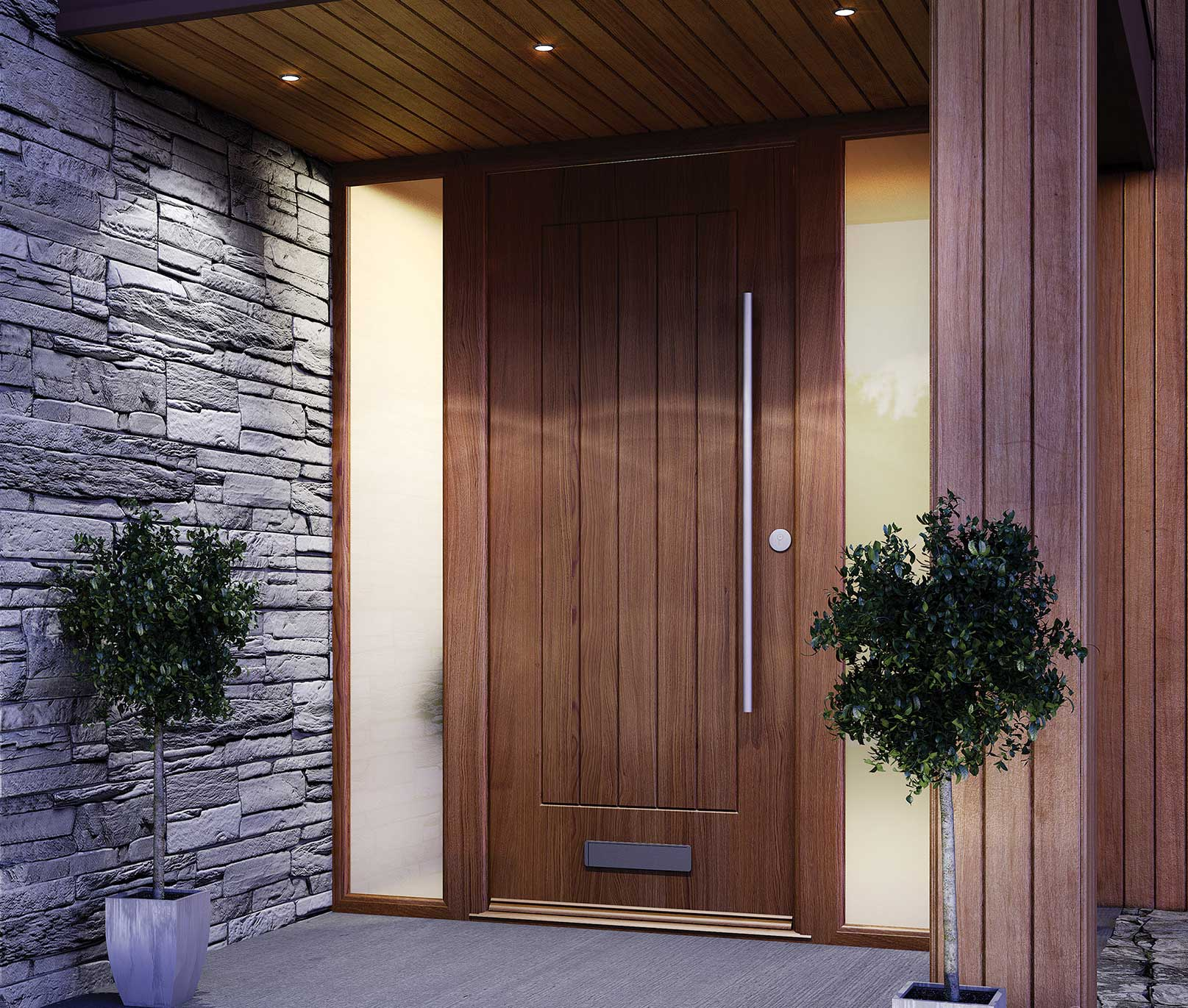 black composite doors royal leamington spa