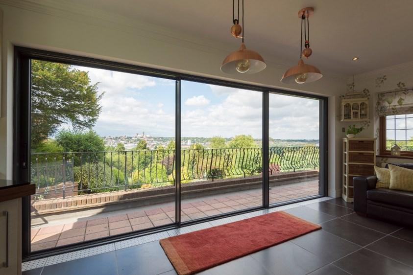 aluminium sliding patio doors prices royal leamington spa